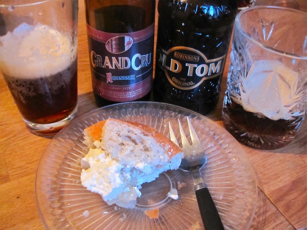 Rodenbach Grand Cru vs Old Tom